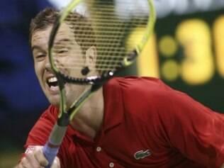 Gasquet terá pela frente outro tenista russo: Teymuraz Gabashvili