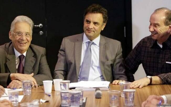 Nomes da fundação do partido, como FHC, afirmaram ser contra redução que nova geração do PSDB aprova