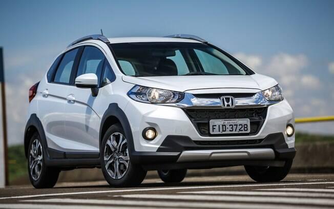 Honda WR-V tem chances de ser substituído por um novo modelo, mas aparece na lista dos que menos perdem valor no Brasil