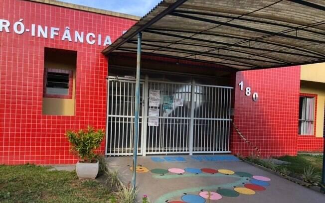 Ataque matou 3 crianças e 2 professoras do Centro de Educação Infantil Pró-Infância Aquarela, em Saudades (SC)