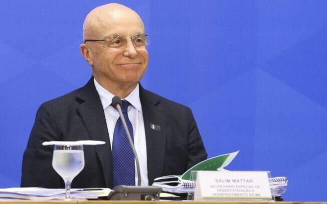 Salim Mattar, secretário do Ministério da Economia, disse que governo espera R$ 150 bilhões em privatizações neste ano
