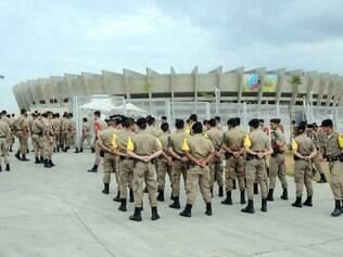 Policiamento reforçado e delegacia para atendimento até de menores faz parte da estratégia da Defesa Social mineira