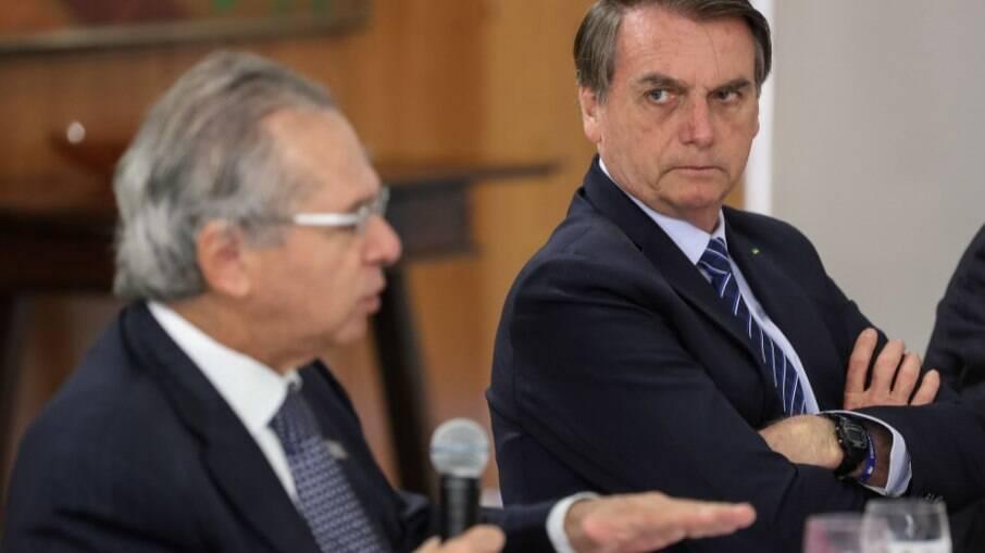 Bolsonaro disse que não vai se vacinar