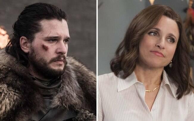 Game of Thrones e Veep concorrem ao Emmy 2019 com suas últimas temporadas