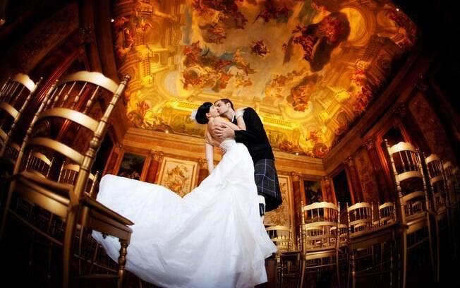 Moderna, tradicional, luxuosa: primeiro passo é definir tipo de cerimônia