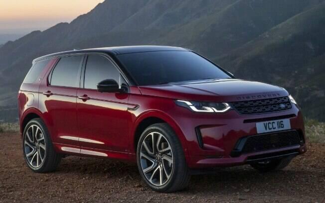 Land Rover Discovery Sport passa a ter novos detalhes nos faróis, conjuntos de rodas inéditos, entre outros itens