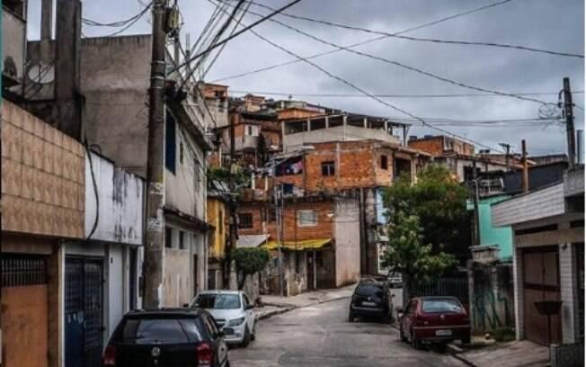 Grajaú, na zona Sul de São Paulo