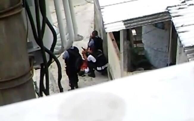 PMs forjaram a cena do crime no Morro da Providência, no Rio