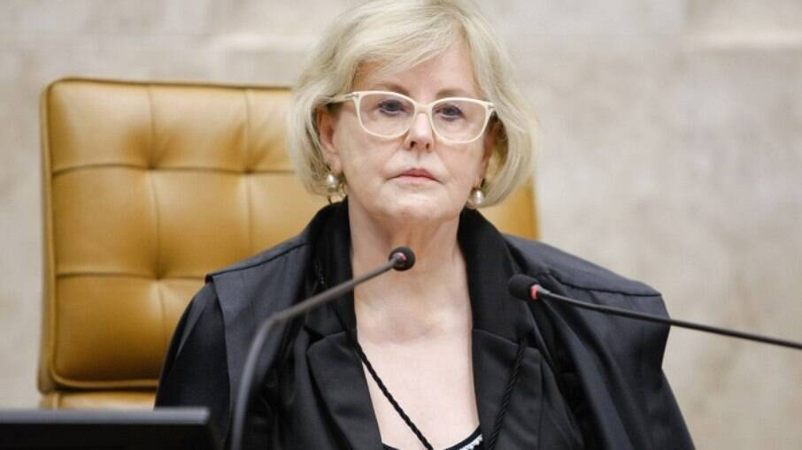 Ministra Rosa Weber, do Supremo Tribunal Federal (STF)