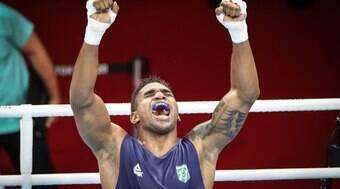 Com bronze garantido, Abner Teixeira pode levar o ouro