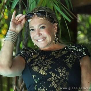 Susana Vieira, intérprete de Pilar, ex-mulher do médico, também participa das filmagens