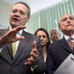 Oposição busca em Renan e Eduardo Cunha fôlego para prolongar desgaste de Dilma