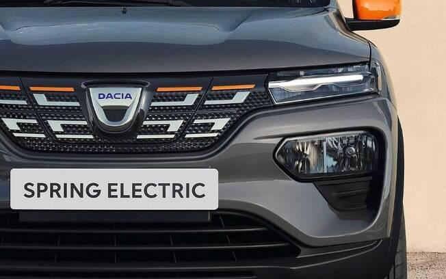 Dacia Kwid Spring