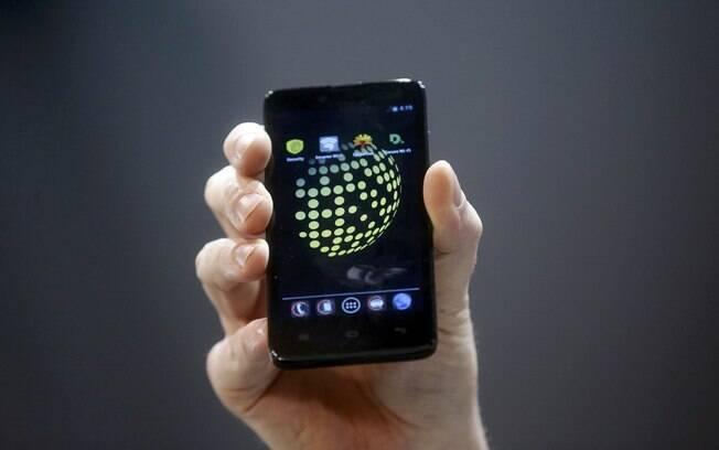 Blackphone é um smartphone Android que criptografa chamadas e mensagens de texto