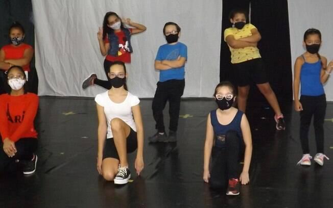 Instituto de Campinas realiza neste sábado o espetáculo Dança