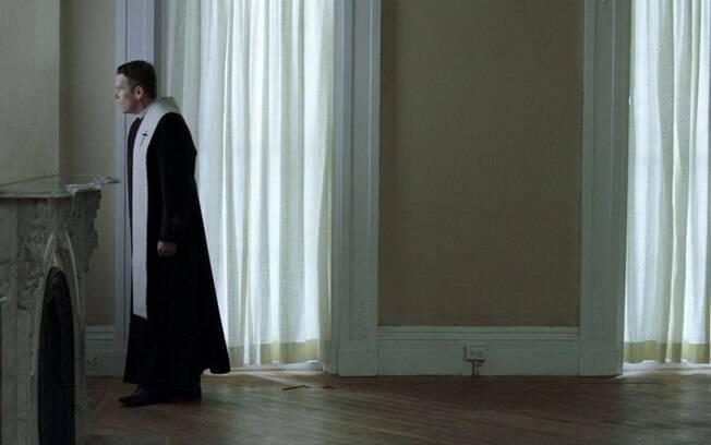 Cena do filme Fé Corrompida, que a Netflix não quis comprar e virou um dos maiores sucessos de crítica do cinema em 2018