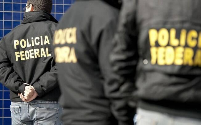 Polícia Federal prendeu o casal suspeito nesta terça-feira (18/02)