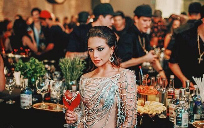 As festas realizadas no mundo dos famosos mais glamurosas e que deram o que falar nas redes sociais em 2018