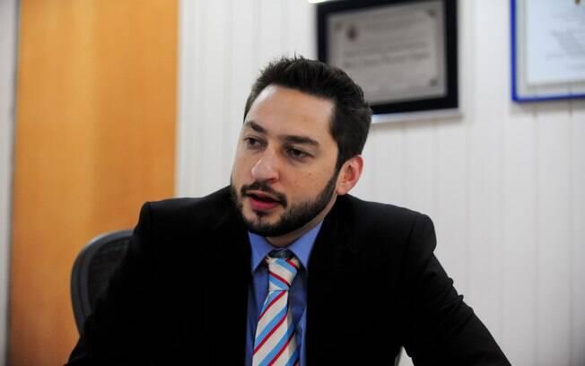 Marco Vinholi, secretário do Desenvolvimento