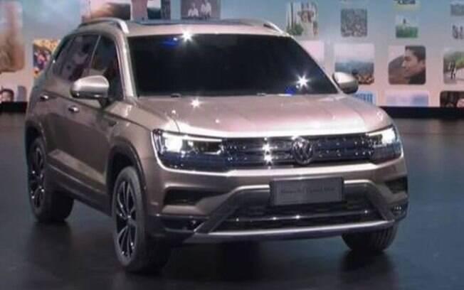 VW Tarek: protótipo do novo SUV médio é apresentado na China. Mas estará no Brasil apenas em 2020