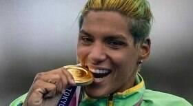 Conheça a baiana que ganhou ouro nas Olimpíadas