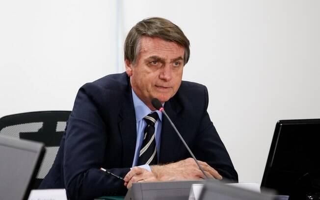 Bolsonaro comentou a prisão dos dois suspeitos no assassinado de Marielle Franco