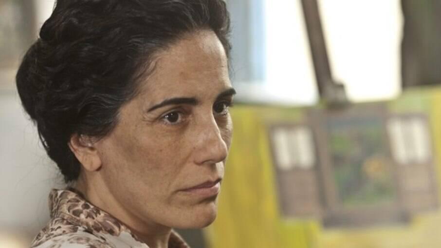 Glória Pires viveu a psiquiatra Nise da Silveira no cinema
