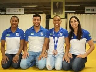 Atletas do Minas Tênis Clube integraram a seleção brasileira, que contou com 18 atletas em solo russo
