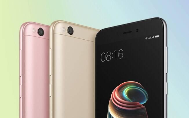 Muita gente questiona se Xiaomi vale a pena por causa de seu custo-benefício. Na foto, o smartphone Xiaomi Redmi 5