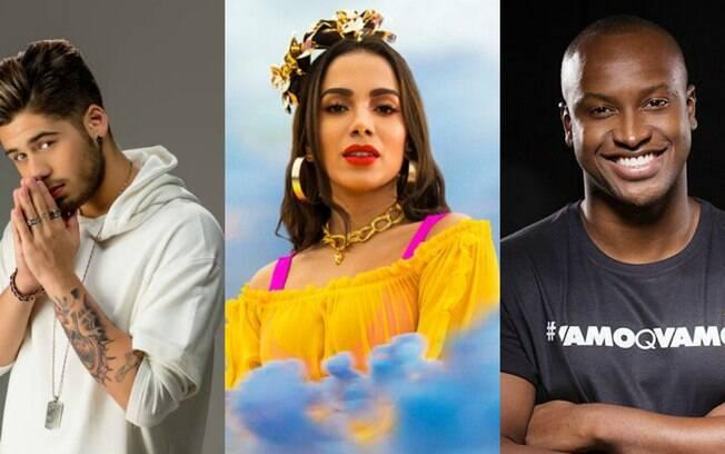 Anitta, CNCO, Thiaguinho e Zé Felipe integram primeiro festival da Disney