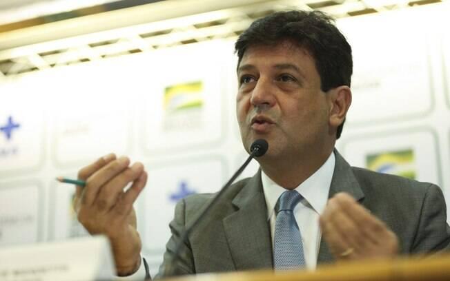 Ministro Luiz Henrique Mandetta anunciou parceria do Brasil com o Reino Unido para investimento na saúde pública