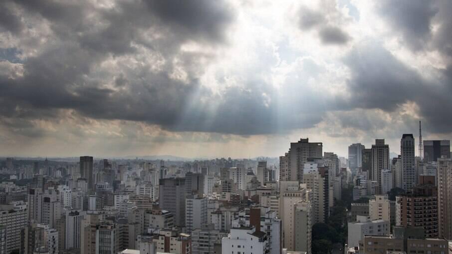 Previsão do tempo para São Paulo nesta terça (2)