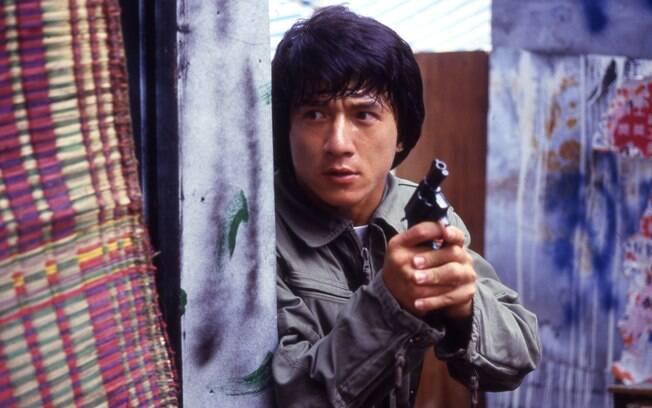 Antes mesmo de ter fama, dinheiro e reconhecimento no lado ocidental do planeta, o ator Jack Chan já fazia sucesso no cinema chinês