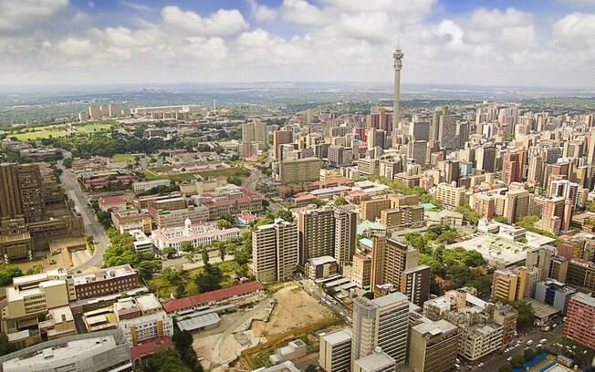 Joanesburgo, na África do Sul, é outra opção de destino em que as passagens aéreas são mais baratas que comprar o iPhone