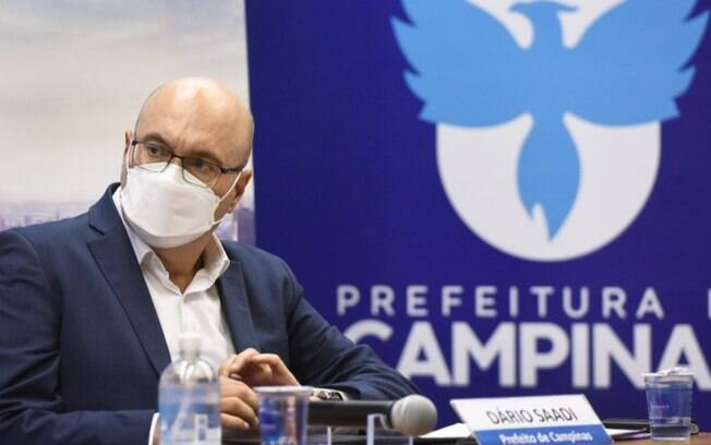 Em live, Dário diz que variante delta já circula em Campinas