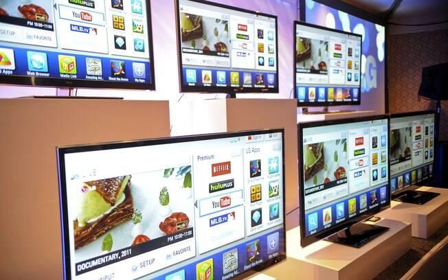 Smart TVs da LG terão sistema operacional com mesma