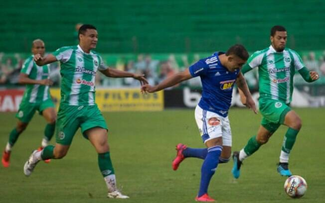 Juventude derrota o Cruzeiro, entra no G4 e deixa a Raposa sem chances de subir à Série A