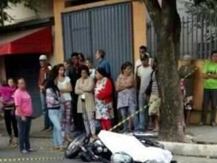 Assassinato.  Homem a foi morto a tiros no bairro Riacho das Pedras
