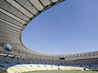 Maracanã receberá a final da Copa das Confederações 2013 e da Copa do Mundo de 2014