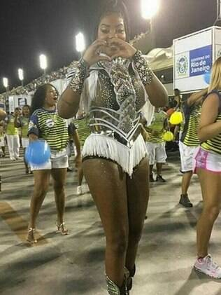 Ludmilla será uma dos destaques da segunda noite de desfiles na Marquês de Sapucaí