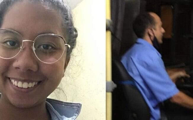Motorista de ônibus ajuda mulher seguida por homens e história viraliza