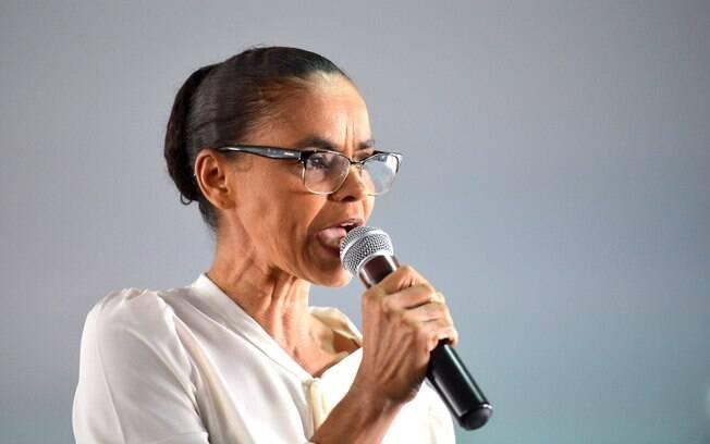 Candidata da Rede Sustentabilidade, Marina Silva arrecadou R$ 5,8 milhões até agora