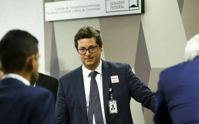 Chefe da Secretaria de Comunicação da Presidência, Fábio Wajngarten