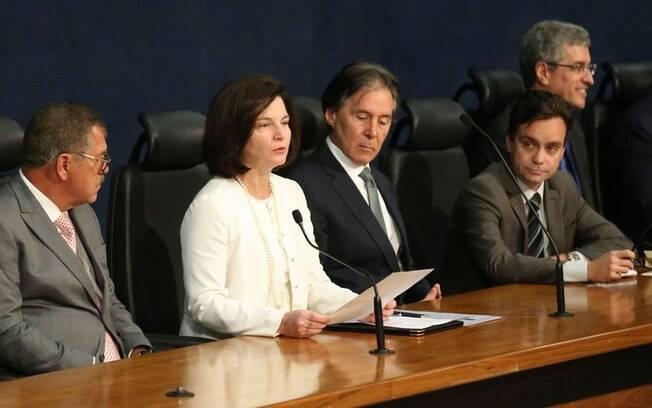 Raquel Dodge dá posse a conselheiros do CNMP
