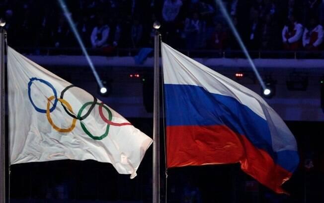 Rússia é banida de campeonatos mundiais