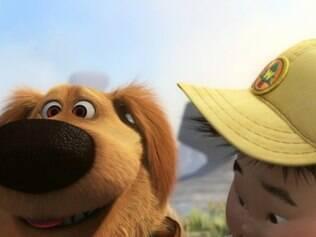 O dispositivo é semelhante à coleira usada pelo cachorro Dug no filme Up! Altas Aventuras, de 2009
