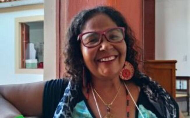 Gigi Poetisa, pré-candidata a vereança em Aracaju, em Sergipe
