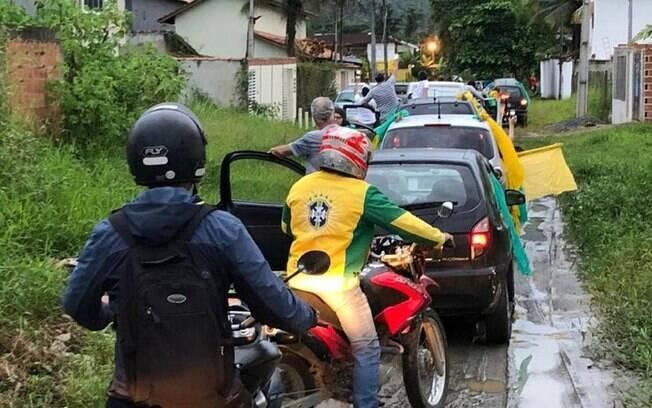Paraty contra Lula