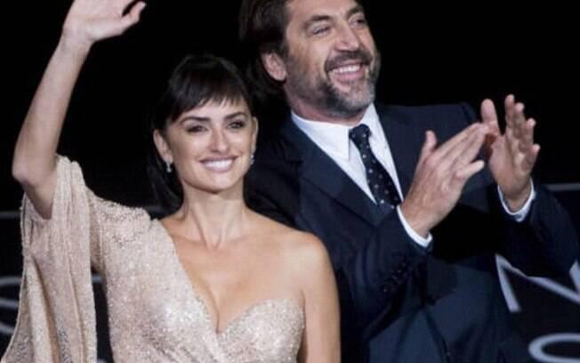 Javier Barden e Penélope Cruz começaram a namorar após trabalharem juntos no filme