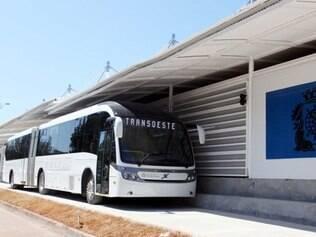 Transporte Rápido por Ônibus começará a funcionar com apenas dois dos sete serviços